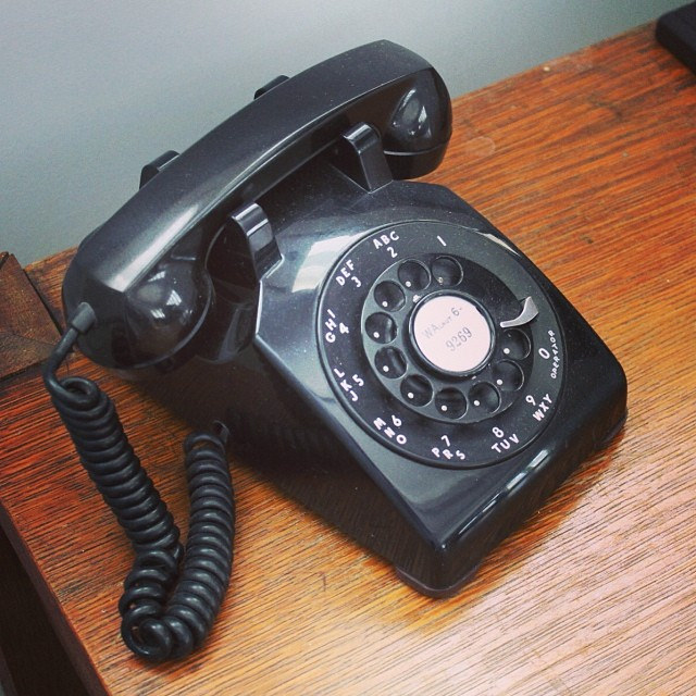 Rotary Phone | This American House
