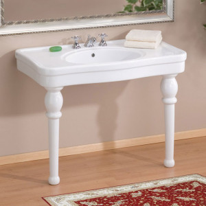 Grand Astoria Console Style Lavatory from Vintage Tub