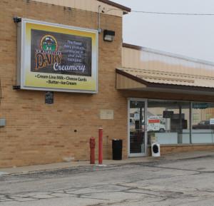 WW Homestead Dairy store in Waukon, Iowa