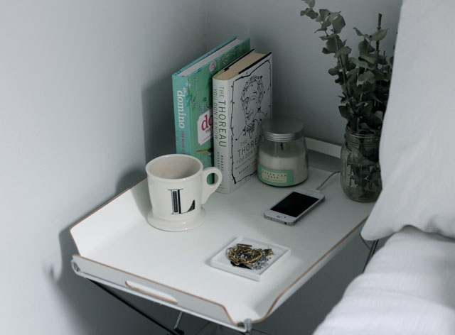 Beside My Bed: Lindsay Humes of The Garden Apt.