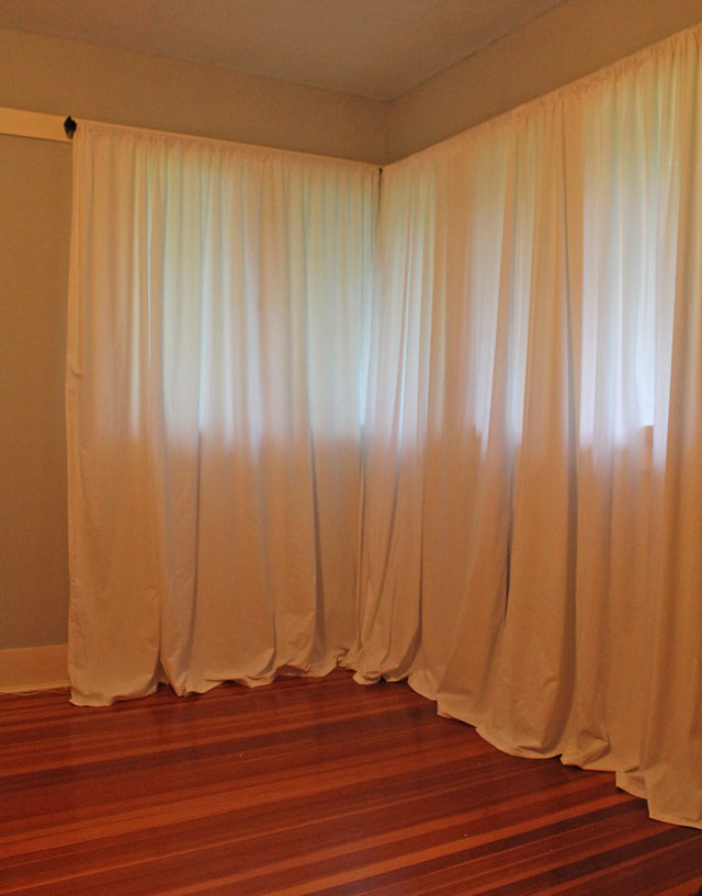 It's Curtains for These 40-Year-Old Sheets