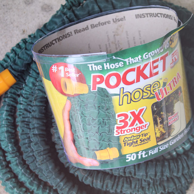 Does the Pocket Hose Actually Work?   This American House
