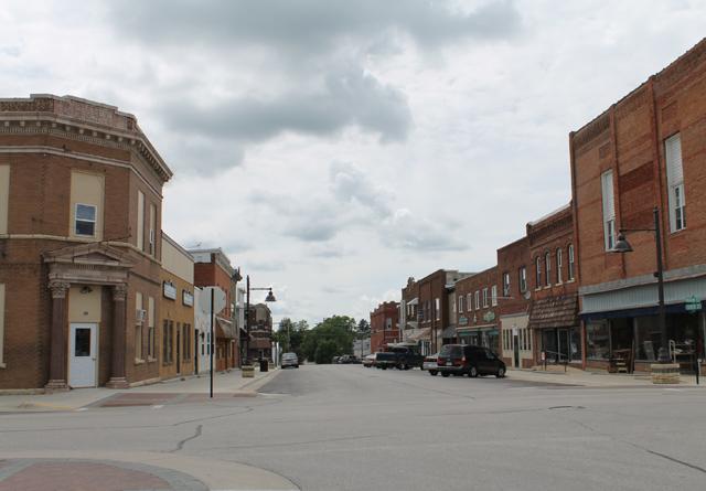 Monona Iowa in 2014