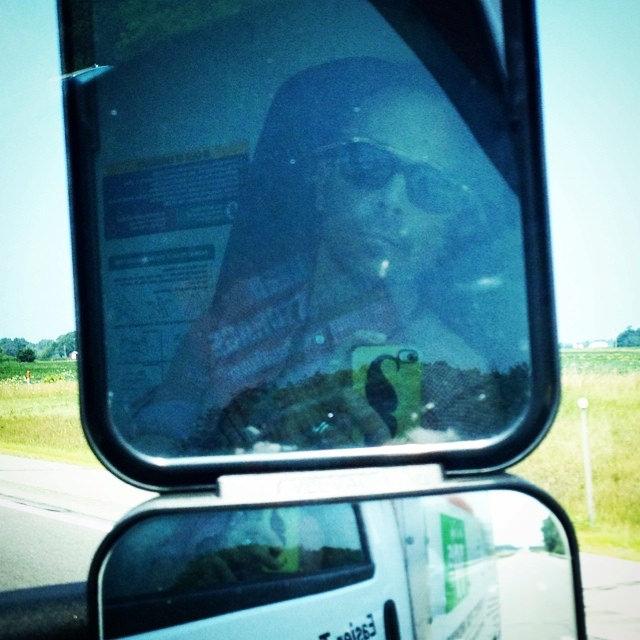 Road Trip Selfie   This American House