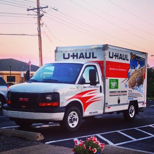 10 Lessons from a Cross Country U-Haul Road Trip | This American House