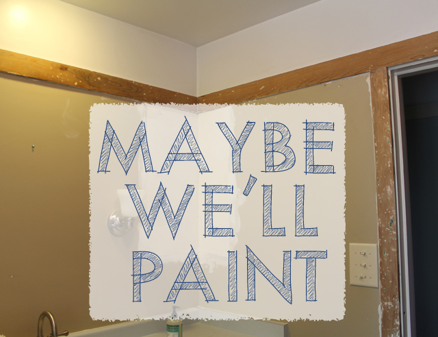 Adventures in Stripping: Maybe We'll Paint | This American House