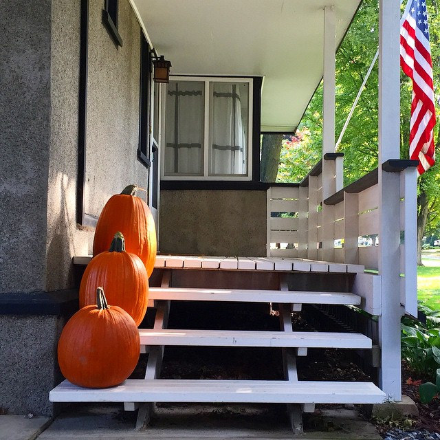 It's the Great Pumpkin! | This American House