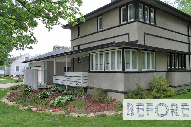 Before & After: A Summer's Worth of Landscaping Progress