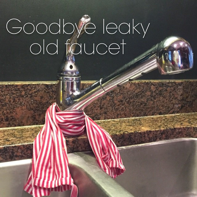Replacing a Leaky Faucet is One of the Easiest Plumbing DIY Project | This American House