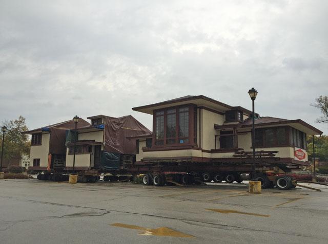 Moving House: The John Irving Residence