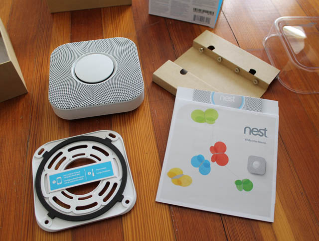 Nest Protect Packaging | This American House