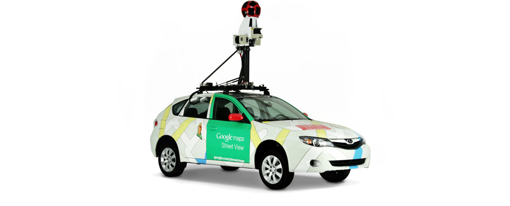 Google Street View Mobile