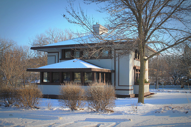 Stockman House, Mason City, Iowa