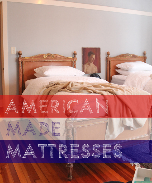 Mattresses Made In The United States Of American