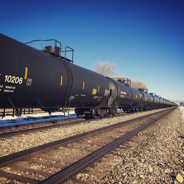 Cars of Crude: Transporting Oil in the 21st Century