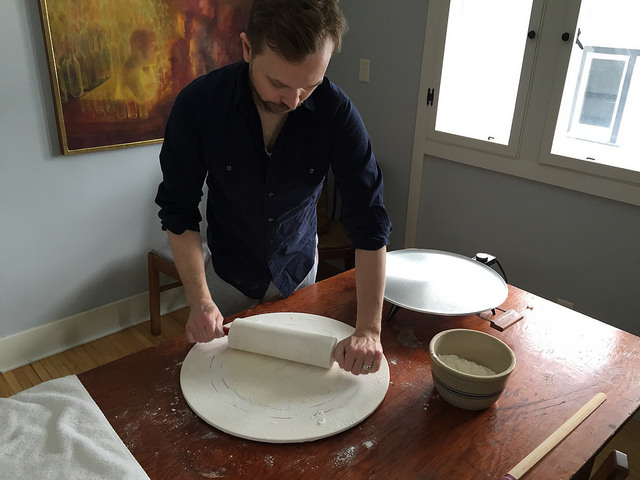 Making Homemade Lefse at This American House