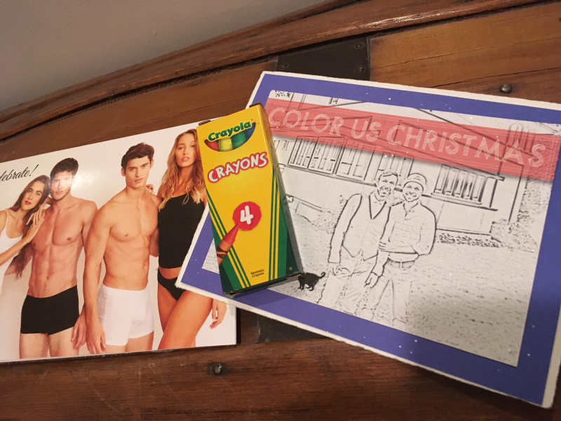 Boy Culture - Christmas Card