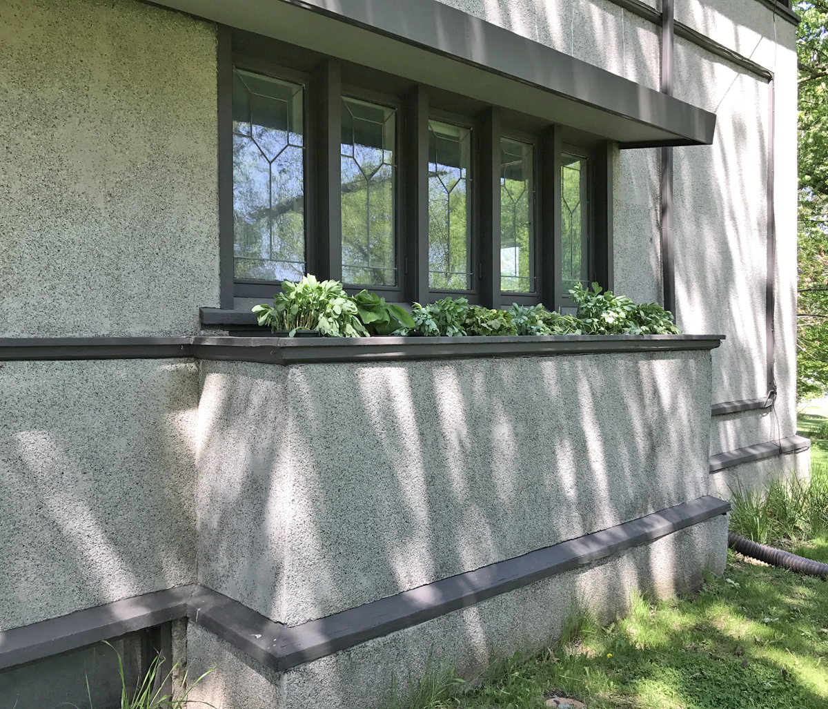 Window Box - American System Built Home