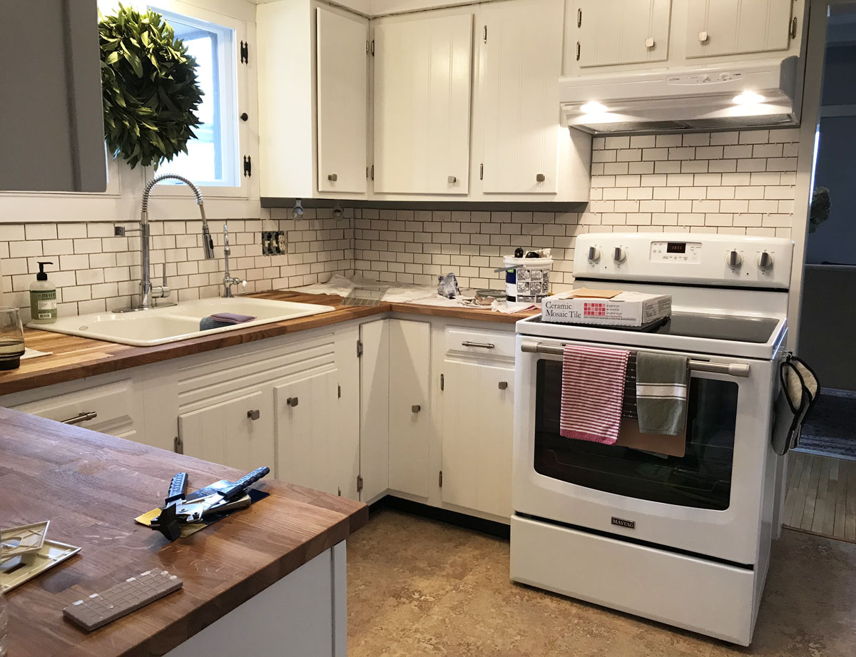 How To Install A Tile Backsplash Good News Its Easier Than You
