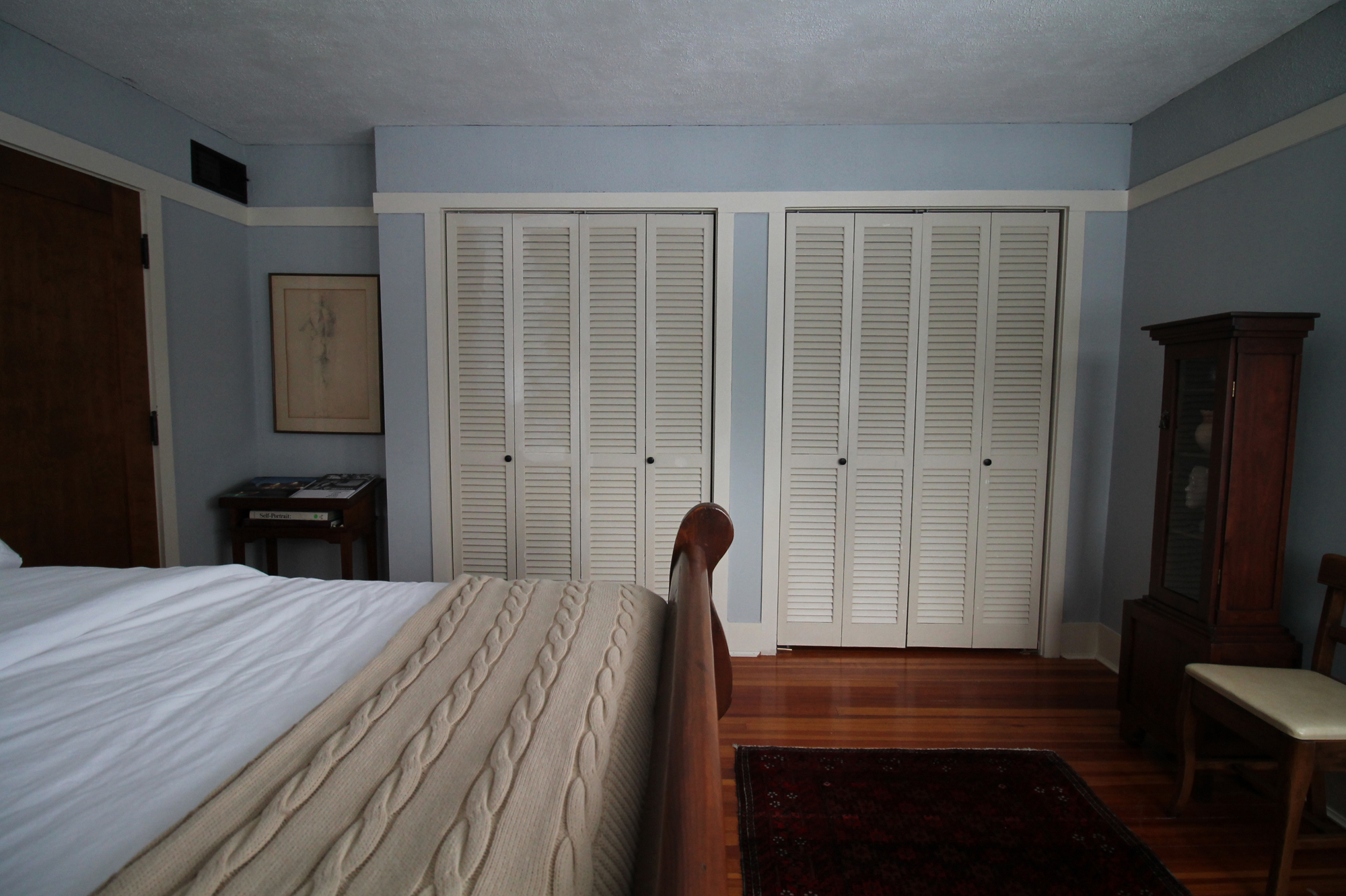 American System-Built Home - Bedroom