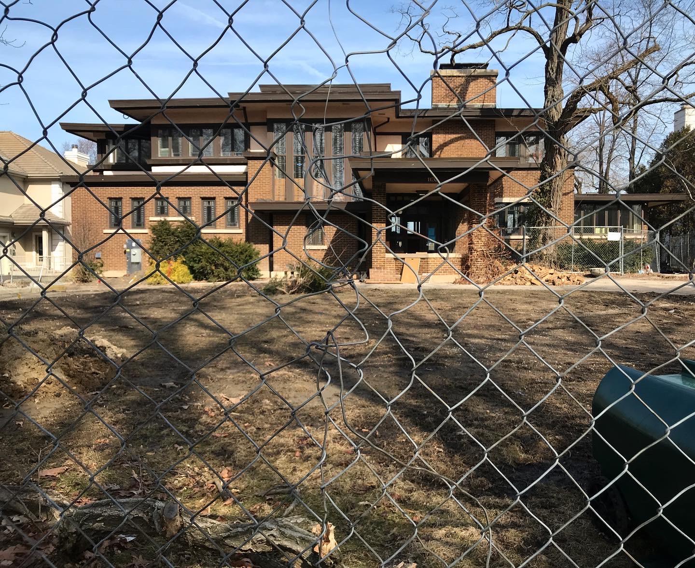 Alfred Bersbach House - Wilmette, Illinois