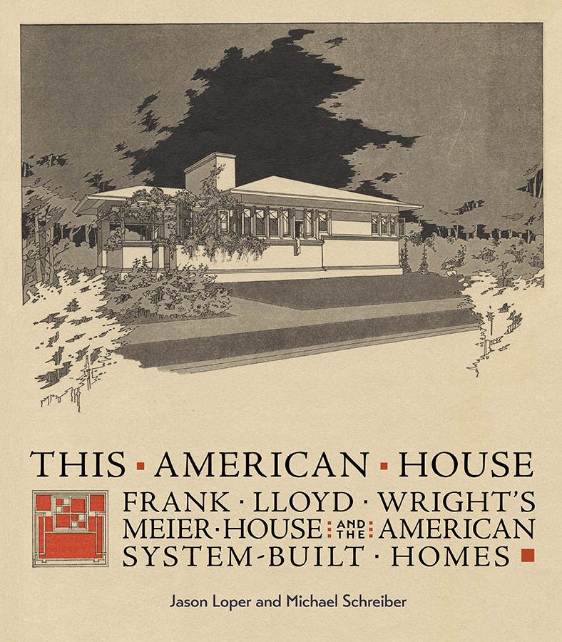 This American House Book Cover
